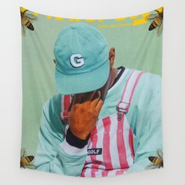 Tyler The Creator - Flower Boy Wall Tapestry