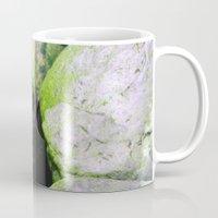 moss Mugs featuring Moss by Darkest Devotion