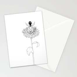 Chrysanthemum Moments Stationery Cards