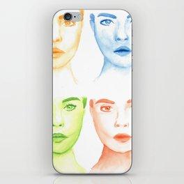 Cara Delevingne iPhone Skin