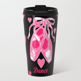Love Dance Travel Mug