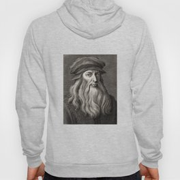 Leonardo da Vinci Hoody