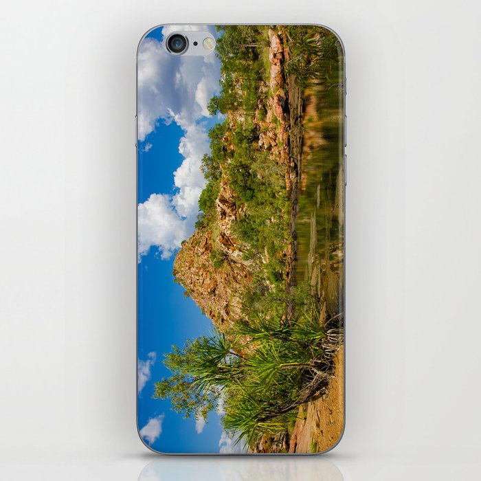 Bell Gorge iPhone Skin