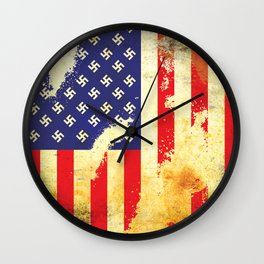 American Reform Wall Clock