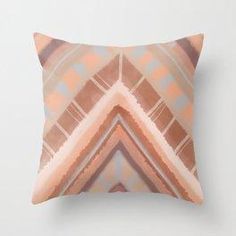 Arrowhead | Earthy Throw Pillow
