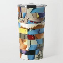 Glitch Pin-Up Redux: Yasmin & Yardley Travel Mug