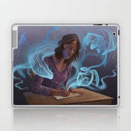 Drawing Dragons Laptop & iPad Skin
