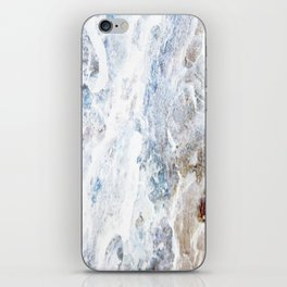 Earth Marble iPhone Skin