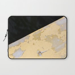 Chipped Paint and the Dark Deep Laptop Sleeve