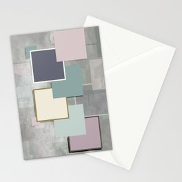 Abstract 2018 003 Stationery Cards