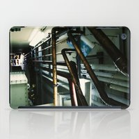 industrial iPad Cases featuring Industrial by Nina Saunders