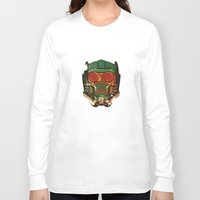 star lord Long Sleeve T-shirts featuring Star Lord by R. Cuddi