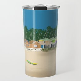 Palolem Beach in Goa Travel Mug