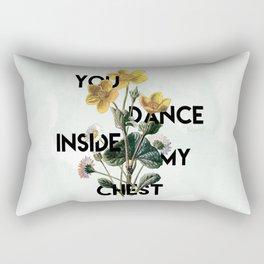 Love Song Rectangular Pillow