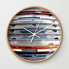 CD Stack - Through The Viewfinder (TTV) - ANALOG zine Wall Clock