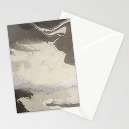 Marbled Hot Chocolate Stationery Cards
