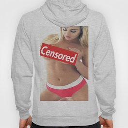 Censored  3 Hoody