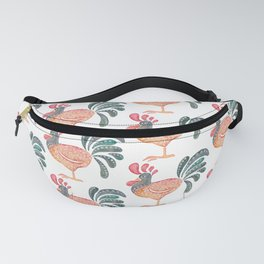 Portuguese Rooster Fanny Pack