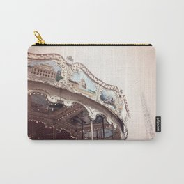 Paris Carousel Carry-All Pouch