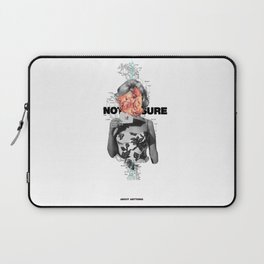 Not Sure About Anything Laptop Sleeve