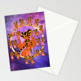 Queen 2 Chibi Set Stationery Cards