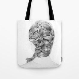 French Braid Tote Bag