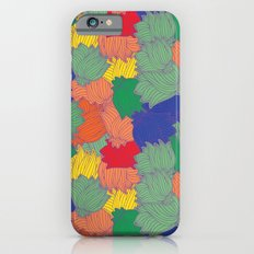 Floral Chaos Slim Case iPhone 6s
