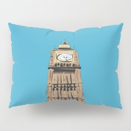 London Big Ben Pillow Sham