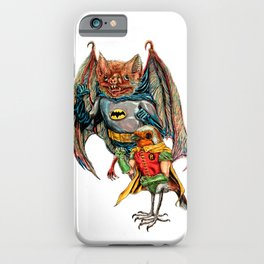 rat bird iPhone Case
