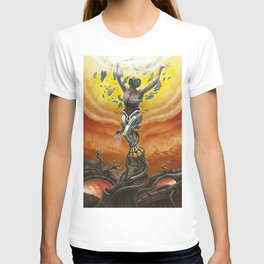 """""""Invictus"""" by Adam France T-shirt"""