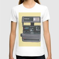 polaroid T-shirts featuring Polaroid  by Dora Birgis
