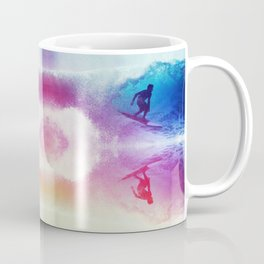Dream On Surfers #2 Coffee Mug