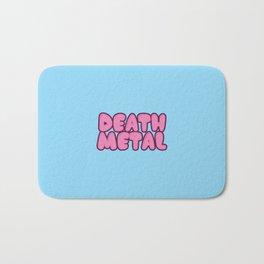 Death Metal Gum Bath Mat