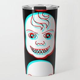 Pediophobia Travel Mug