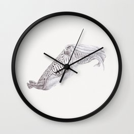 Cuttlefish Wall Clock