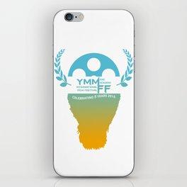 YMMiFF 2015 - BUFFALO HEAD DESIGN iPhone Skin