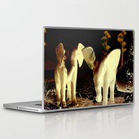 baby elephant Laptop & iPad Skins featuring Baby elephant by nicky2342