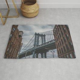 Manhattan Bridge, New York City Rug