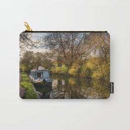 An Autumn Afternoon At Hungerford Carry-All Pouch