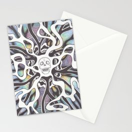 Layers of Consciousness Stationery Cards
