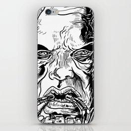 Vador Mouse Unmasked iPhone Skin
