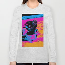 And the Puck Stops Here! - Hockey Goalie Long Sleeve T-shirt