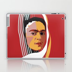 Abstract Frida Kahlo Laptop & iPad Skin