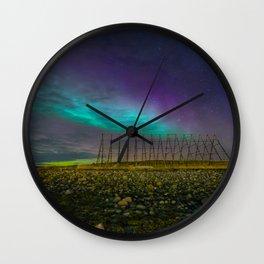 Nesseby Wall Clock