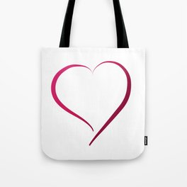 Heart in Style by LH Tote Bag