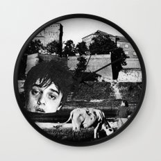 doherty Wall Clock