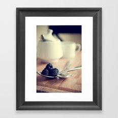 Tuesday Morning Framed Art Print