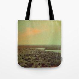Lonely Landscape Tote Bag