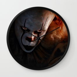 Pennywise The Dancing Clown - IT Wall Clock