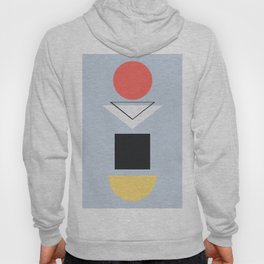 Abstract Composition 710 Hoody